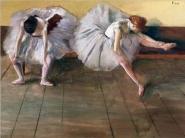 Edgar Degas - Dancers