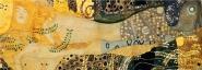 Gustav Klimt - Water Serpents I