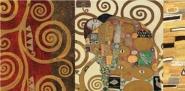 Gustav Klimt - The Embrace
