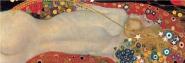 Gustav Klimt - Sea Serpent I