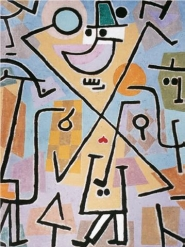 Paul Klee - Caprice in February