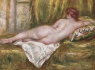 Pierre Auguste Renoir - Rest After the Bath