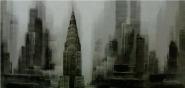 Panoramica New York - Chrysler building