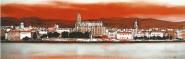 Skyline Mallorca Naranja