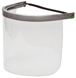 Adaptador Aluminio Pantalla para Casco