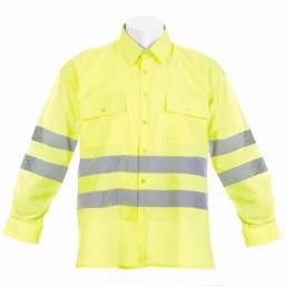 Camisa Alta Visibilidad JS2RL