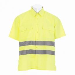 Camisa Alta Visibilidad JS2RC