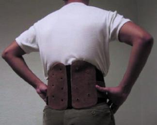 Cinturón Antilumbago Antivibratorio