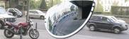 Espejo de Salida Visión Gran Angulo