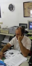 Salvador García inicia una huelga de hambre porque el sector pesquero 'se hunde'
