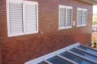Techo fijo con climalit con control solar.