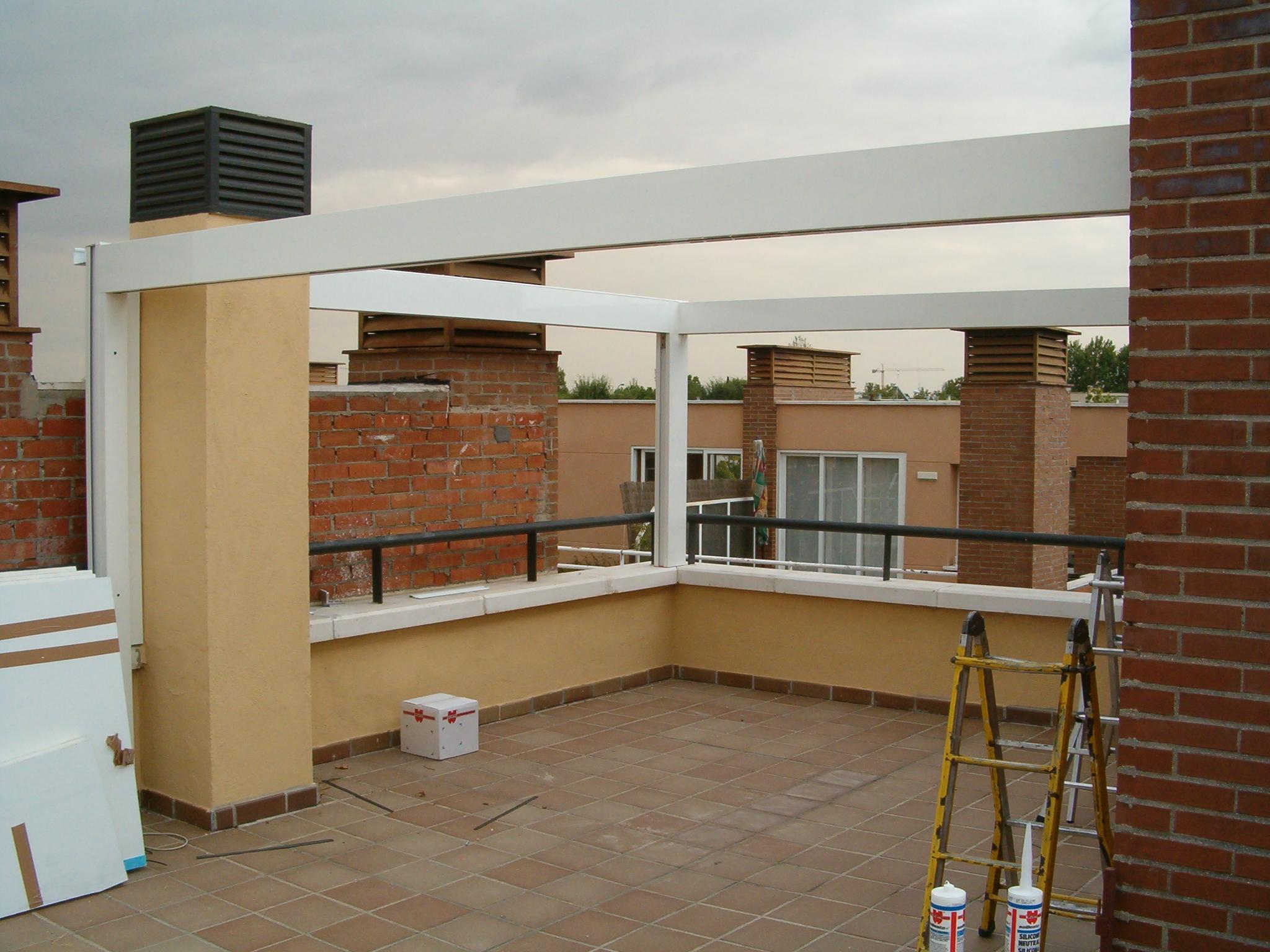 Montaje de estructura (Sin mantenimientos).