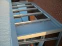 Techo fijo mixto (Panel y climalit con control solar).