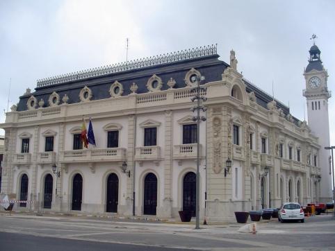 Edificio del Reloj