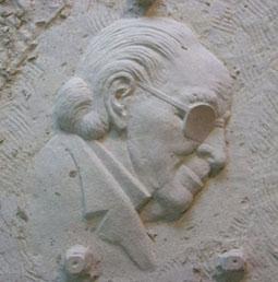 Esculturas, restauraciones y lápidas