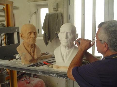 Busto de Don Pedro Tortajada