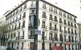 马德里楼房翻修