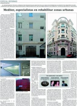 reportaje Mediter ,el Mundo, texto y fotos, 8 de Marzo 2013