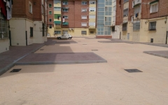 "Parking ""El Pardo"""