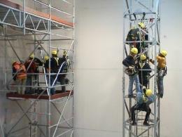 Formación trabajos verticales
