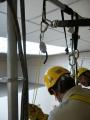 Evacuación y rescate con dispositivo SmartLine