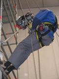 Rescate con moto-cuerda Actsafe
