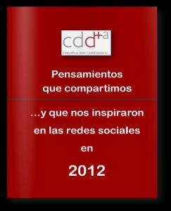 cddya pensamientos 2012