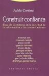 construir confianza Adela Cortina