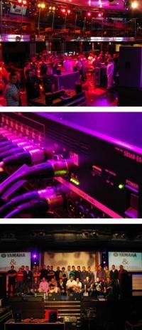 Presentación del nuevo StageBox de Yamaha en la Sala A-Saudade