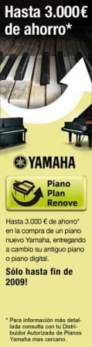Piano Plan Renove