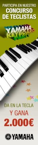 Yamaha Keyboard Party