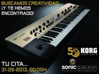 ECK4 - Encuentro Creativo Korg 4.0 – 2013