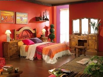 Dormitorio rustico mexicano - Dormitorio rustico moderno ...