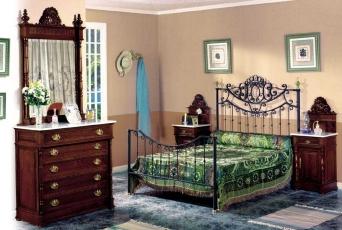 Dormitorio rondeño