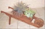 Jardinera carretilla