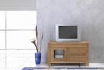 Mueble de tv en roble