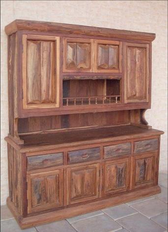Alacena rustica el mueble artesano rural especialistas for Alacenas rusticas baratas