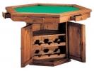 Mesa poker botellero