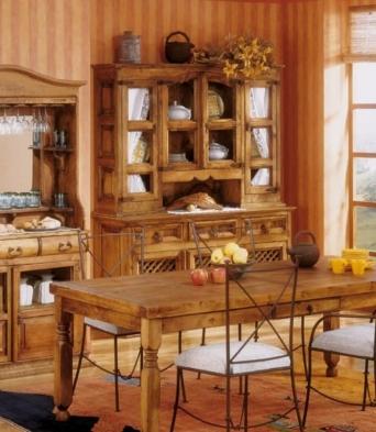 Comedor mexicano r stico el mueble artesano rural for El mueble rustico