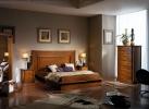 Dormitorio mayorkín con tatami