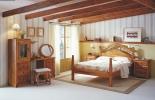 Dormitorio rustico