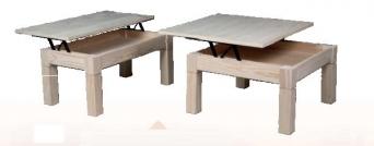 Mesas centro elevables