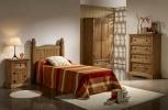 Dormitorio mexicano económico
