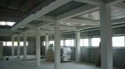 Protección de estructura con placa Promatect