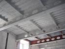 Proyección de estructura y chapa con IGNIPLASTER