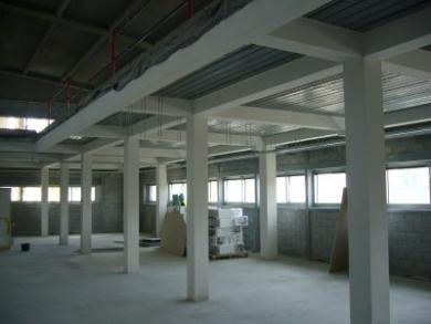 Protección de estructura con Promatect