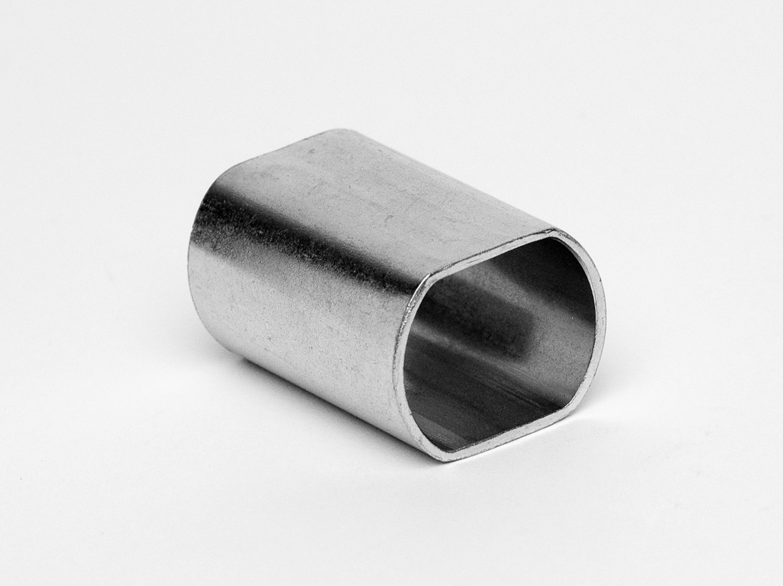 Casquillo de Perfil de acero