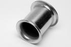 casquillo de tubo de acero deformado