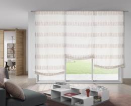3 fabric blinds REf. Jacquard 2161 c/ 07