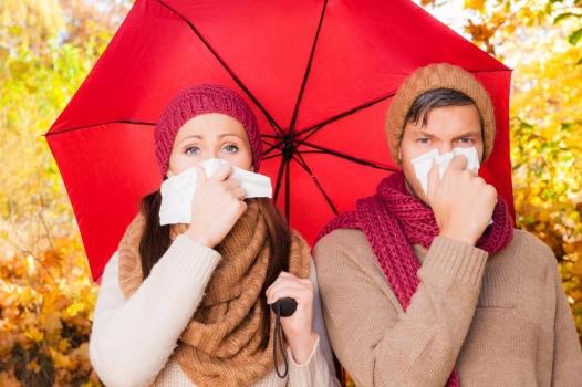 Fortalece tus defensas para hacer frente a gripes y resfriados mediante productos homeopáticos